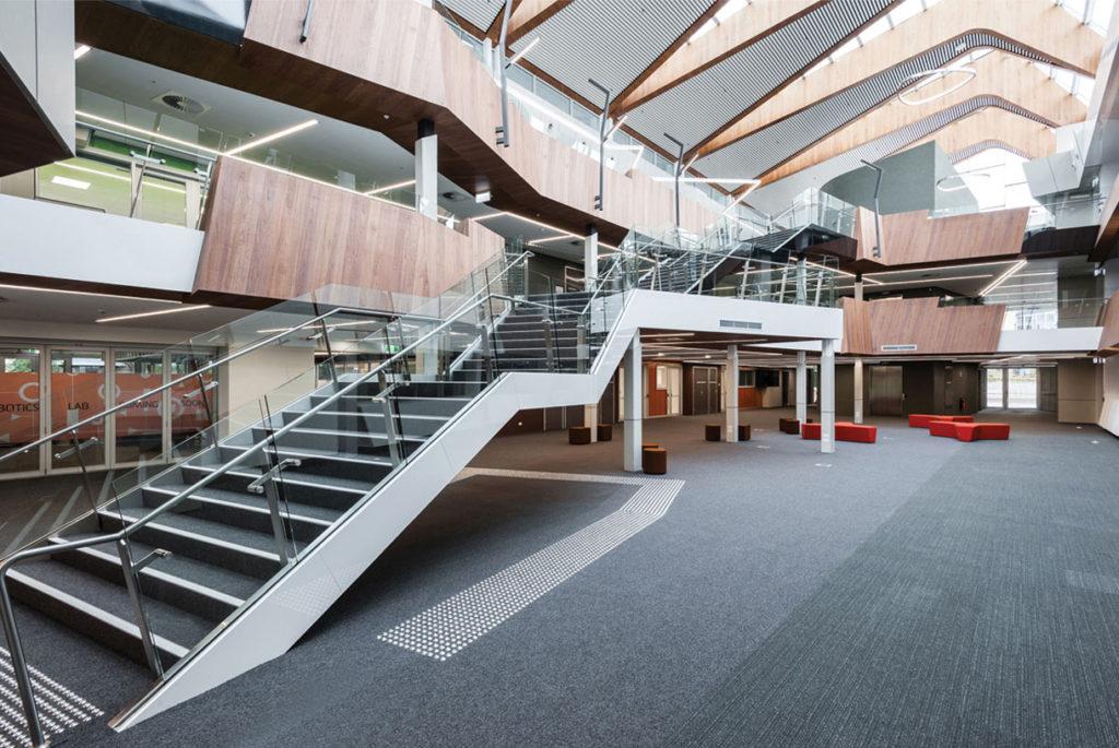 Deakin University Building project